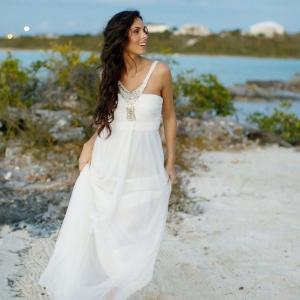 Well Read Rustic Wedding Styled Shoot Dusk Bride