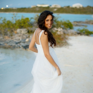 Well Read Rustic Wedding Styled Shoot Sunset Bride