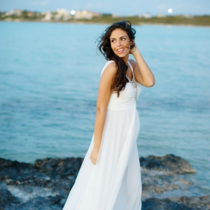 Well Read Rustic Wedding Styled Shoot Barefoot Bride