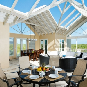 Windhaven Longbay Beach Dining and Open Sky Great Room