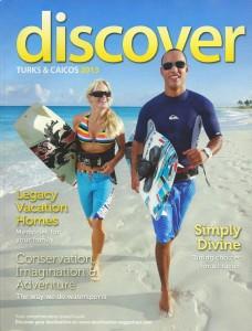 Discover Magazine 2013