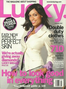 Lucky MagazineLucky Magazine