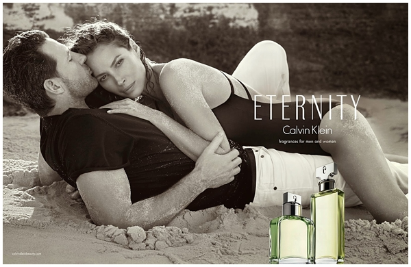 Eternity Calvin Klein Ad Turks and Caicos