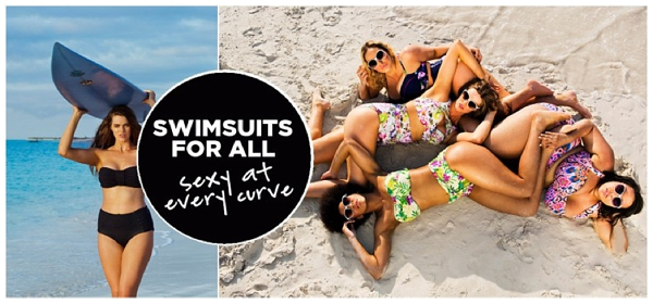 Suimsuits For All photo shoot Turks and Caicos