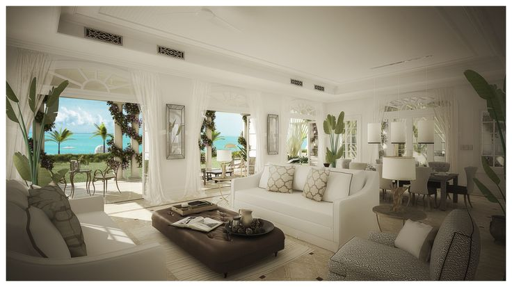 Shore Club render